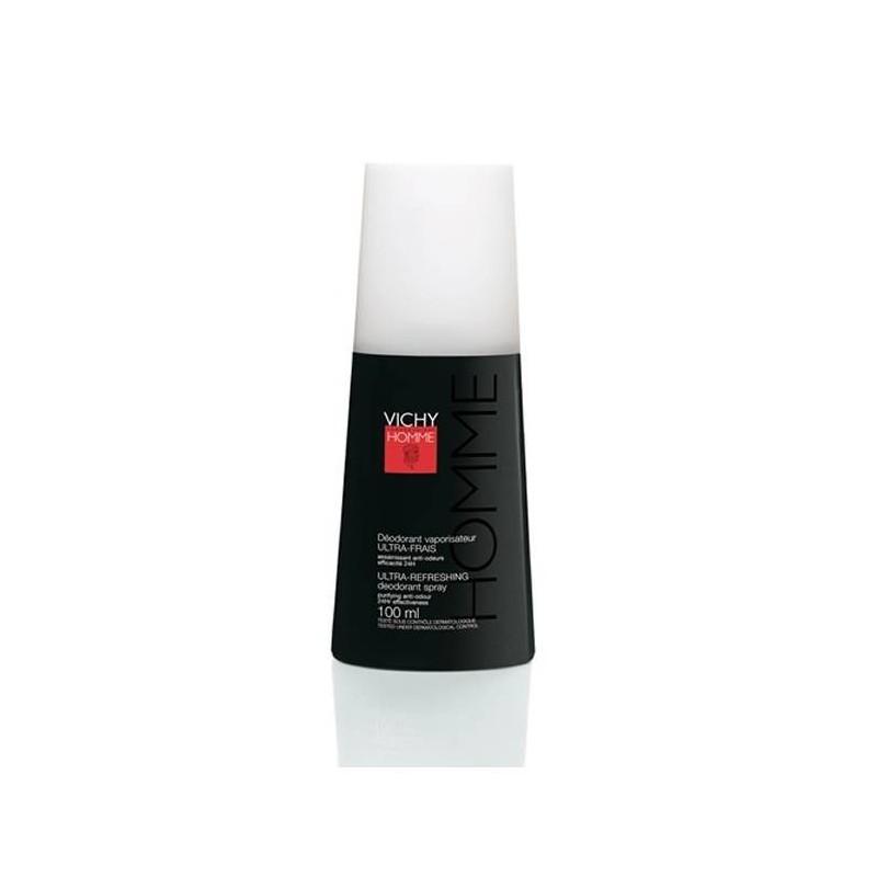 Vichy Homme desodorante ultra fresco vaporizador 100 ml