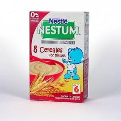 Nestlé Nestum 8 Cereales con Bífidus 600 g