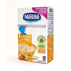 Nestum 8 cereales con Miel y Bífidus 500g Nestlé