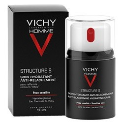 Vichy Homme Structure S tratamiento hidratante reafirmante 50 ml