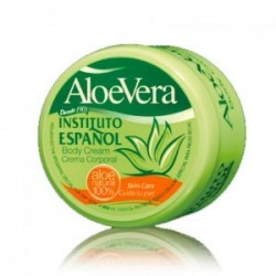 Instituto Español crema Aloe Vera tarro 400 ml
