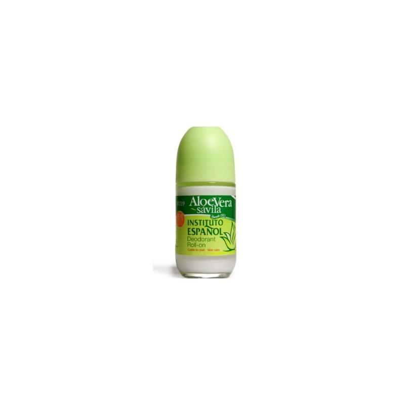 Instituto Español desodorante Aloe Vera roll-on 75 ml