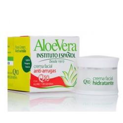 Instituto Español crema antiarrugas Q10 Aloe Vera 50 ml