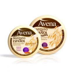 Instituto Español crema Avena tarro 400 ml
