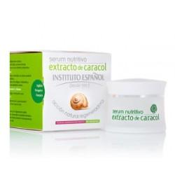 Instituto Español sérum facial nutritivo extracto de caracol 50 ml