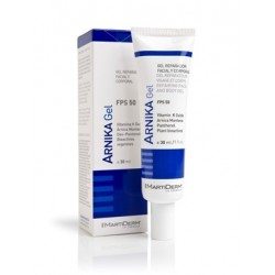 Martiderm Arnika gel SPF 50+ 30 ml