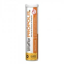 Vitaflor Propolis 20 pastillas para chupar
