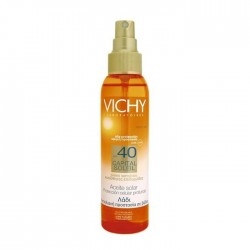 Vichy Capital Soleil SPF40 aceite solar 125 ml