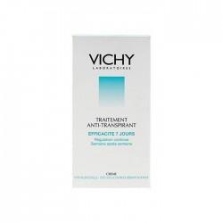 Vichy desodorante tratamiento anti-transpirante 7 días crema 40 ml