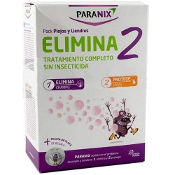 Paranix pack ahorro champú 200 ml y spray protector 100 ml