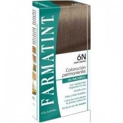 Farmatint 6N rubio oscuro 130 ml