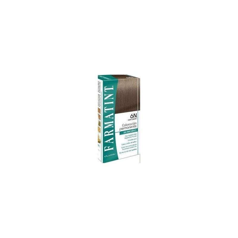 Farmatint 6N rubio oscuro 130 ml
