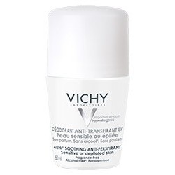 Vichy desodorante piel sensible roll-on 50 ml