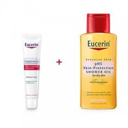 Eucerin Atopicontrol crema Forte 40 ml + Oleogel 400 ml