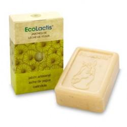 Ecolactis jabón de leche de yegua y caléndula 100 g