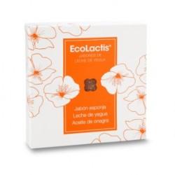 Ecolactis jabón-esponja con leche de yegua y aceite de onagra 100 g