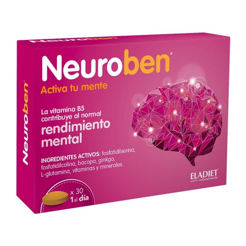 Eladiet Neuroben 30 comprimidos