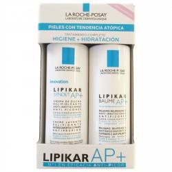 La Roche Posay Lipikar AP+ pack