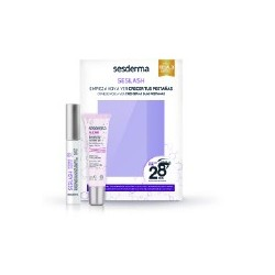 Sesderma Seslash sérum activador de pestañas 5 ml + Glicare contorno de ojos 15 ml