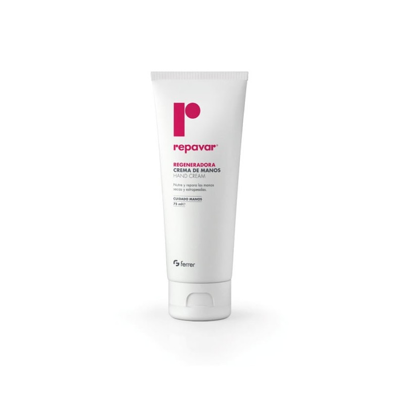 OTC Repavar crema de manos regeneradora 75 ml