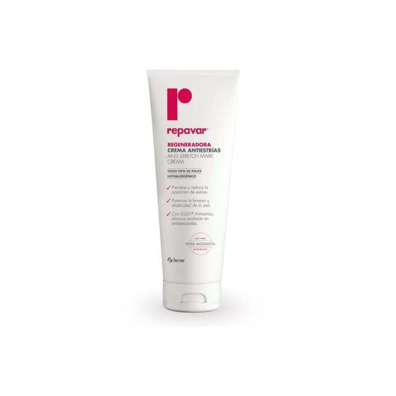 OTC Repavar crema regeneradora antiestrías 250 ml