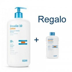 Isdin Pack Ureadin loción 10 500 ml + Ureadin gel de baño 100 ml