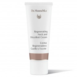 Dr. Hauschka crema regeneradora de cuello y escote 40 ml