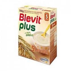 Ordesa Blevit Plus 5 cereales 600 g