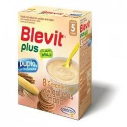 Ordesa Blevit Plus Duplo 8 cereales con galleta 600 g