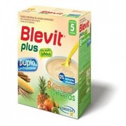 Ordesa Blevit Plus Duplo 8 cereales y fruta 600 g