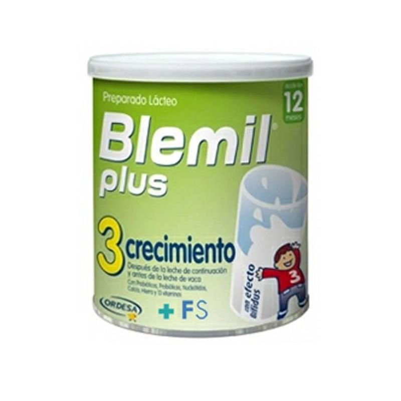 Ordesa Blemil Plus 3 Crecimiento 800 g