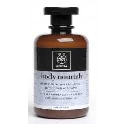 Apivita Body Nourish gel de...