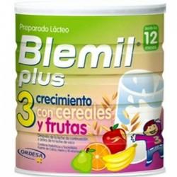 Ordesa Blemil Plus 3 Cereales y Fruta 800 g