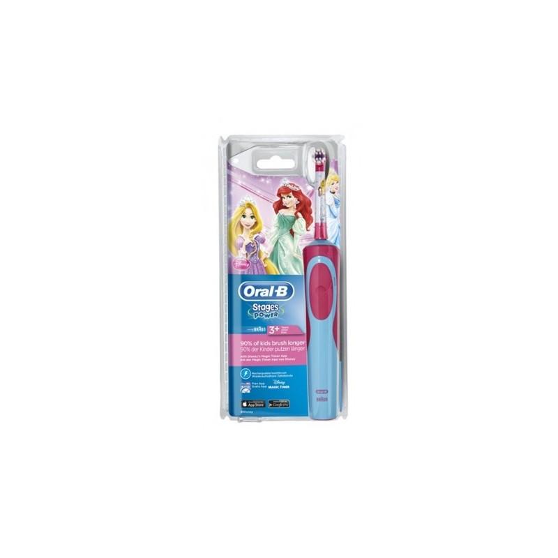 Comprar online Cepillo de dientes eléctrico Vitality Stages Cars ... 8db9199d537f