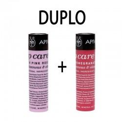 Apivita Lipcare Duplo...