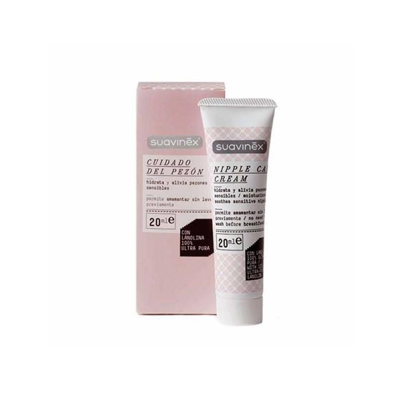 Suavinex Crema Cuidado del pezón 20 ml