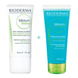 Bioderma Pack Sebium Global...