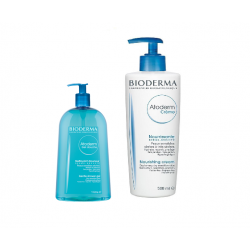 Pack Bioderma Pack Atopderm...