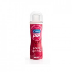 Lubricante Durex Play sabor Cherry 50ml
