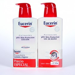 Pack Eucerin Loción PH5...