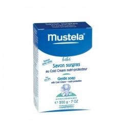 Mustela Jabón supergraso al cold cream nutriprotector 150 g