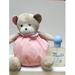 Mustela Musti Eau de soin 100 ml osito rosa