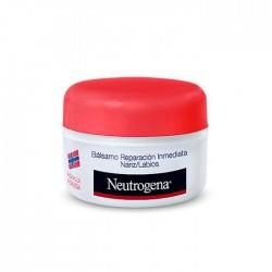 Tarro Bálsamo Reparación Inmediata Nariz y Labios - 15ml Neutrógena