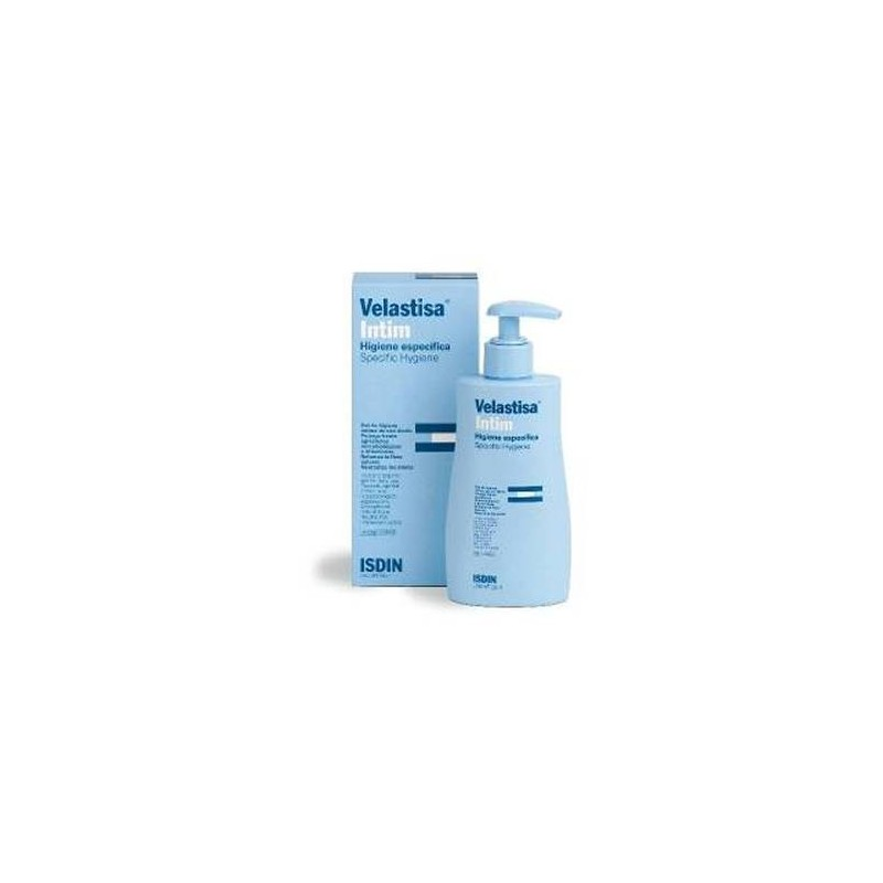 Isdin Velastisa Intim Higiene Íntima Específica 200 ml