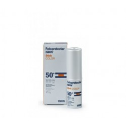 Isdin Fotoprotector Extrem SPF50+ Stick con color zonas Sensibles
