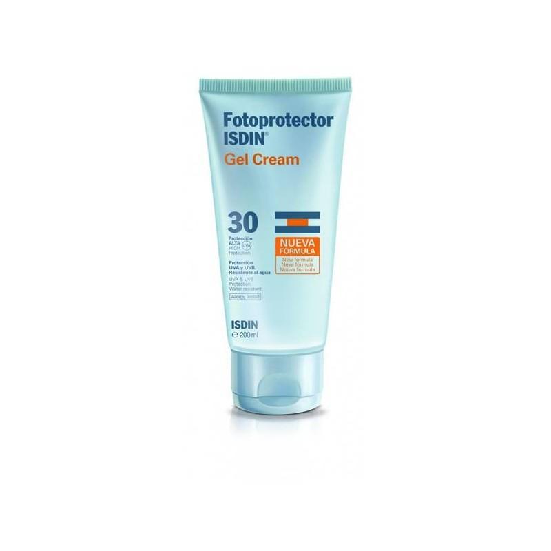 Isdin Fotoprotector Gel-Crema SPF30 200 ml