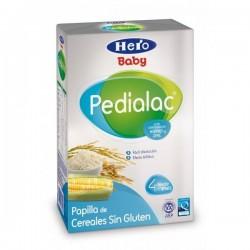 Hero Baby Pedialac cereales SIN gluten 500 g