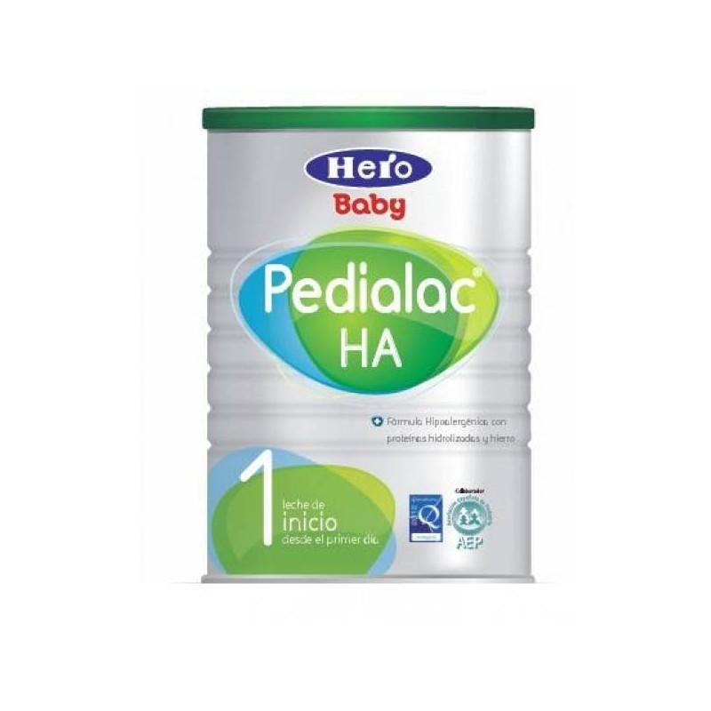 Hero Pedialac HA 1 leche 800 g