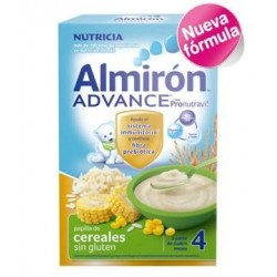 Almiron Advance cereales sin gluten a partir de 6 meses 600 g