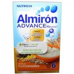 Almiron Advance multicereales a partir de 6 meses 600 g